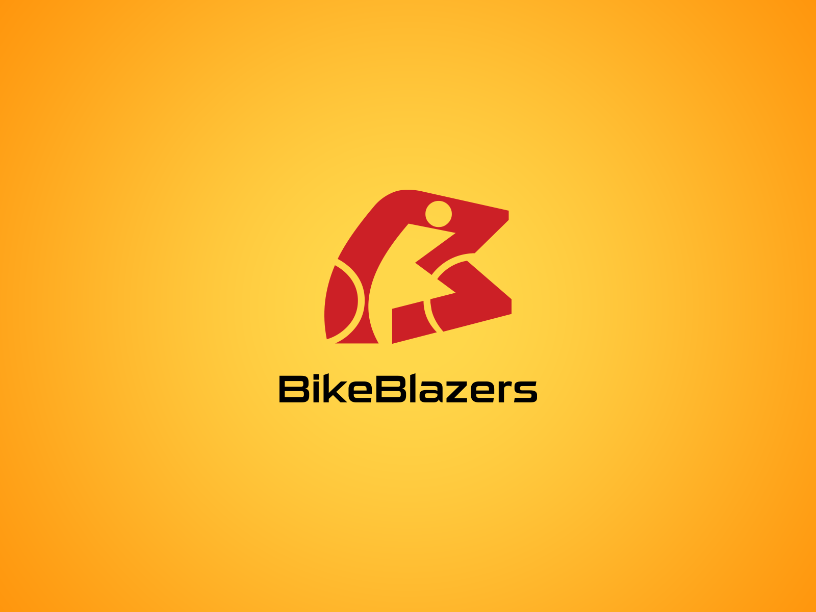 Bike Blazers Logotype