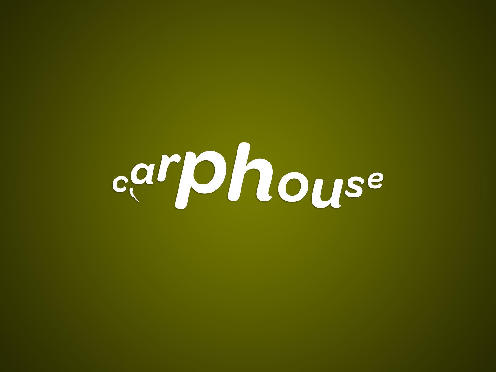 carphouse Logotype / concept