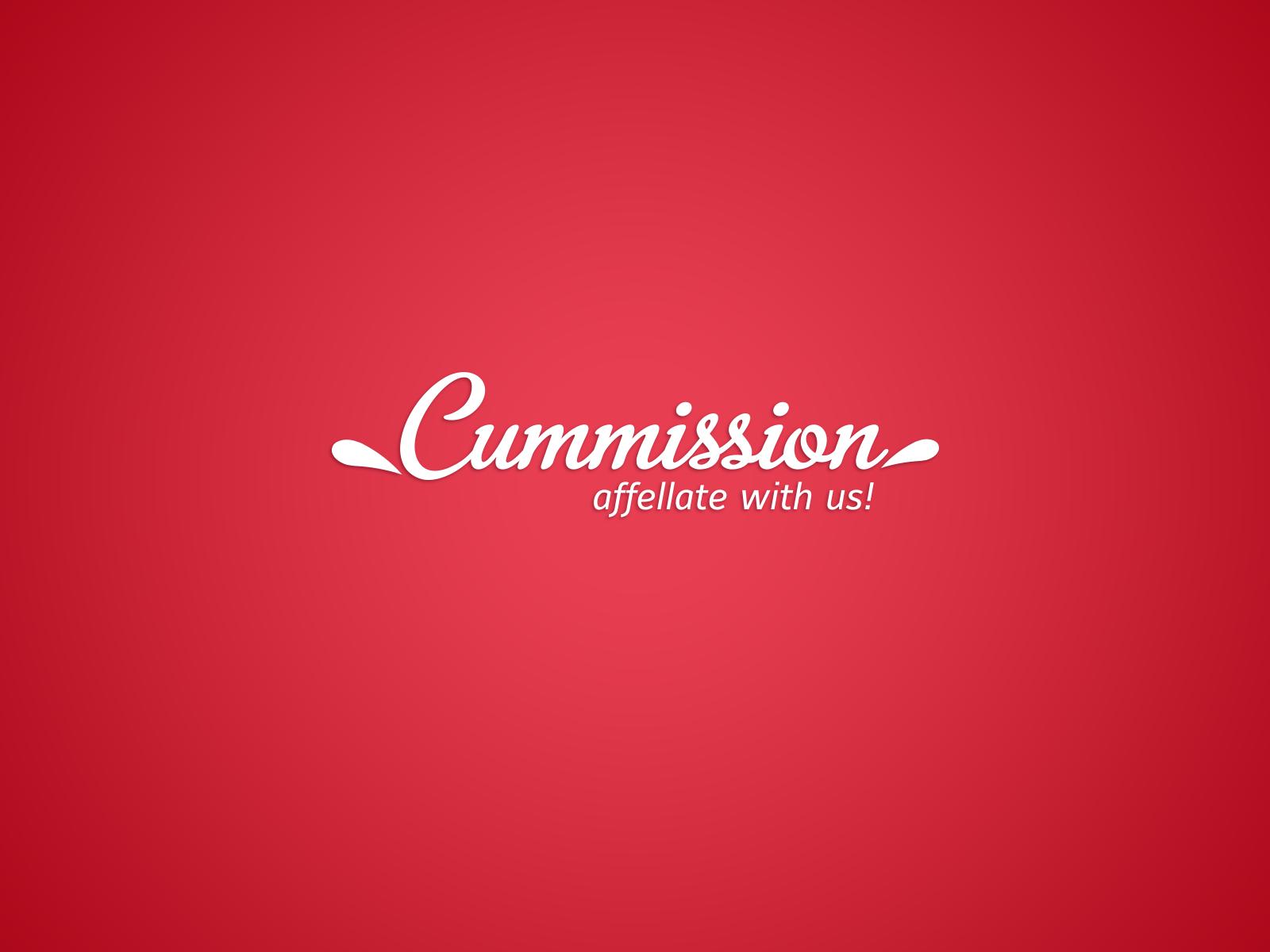 Cummission Logotype