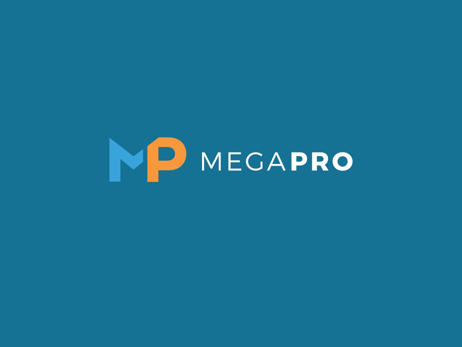 MegaPro Logotype