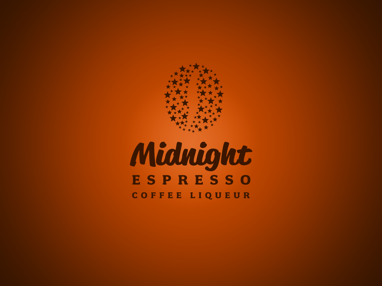 Midnight Espresso Logotype / concept