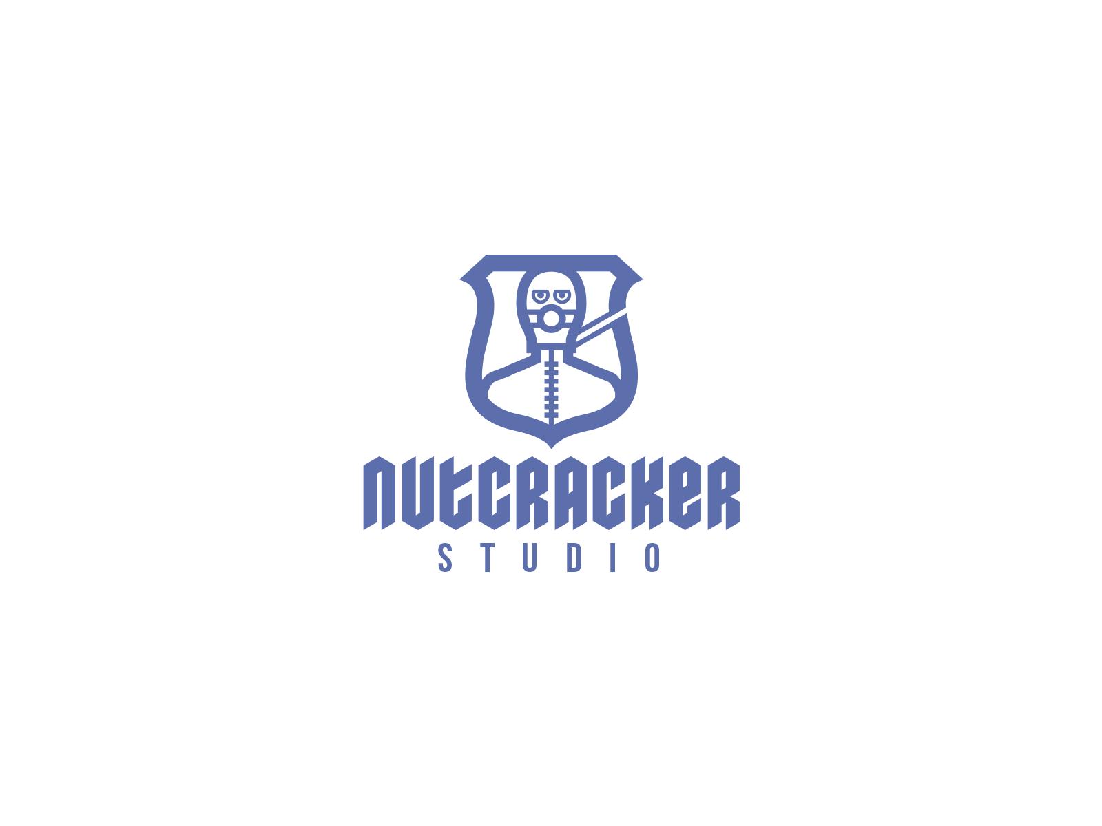 Nutcracker Logotpe / concept