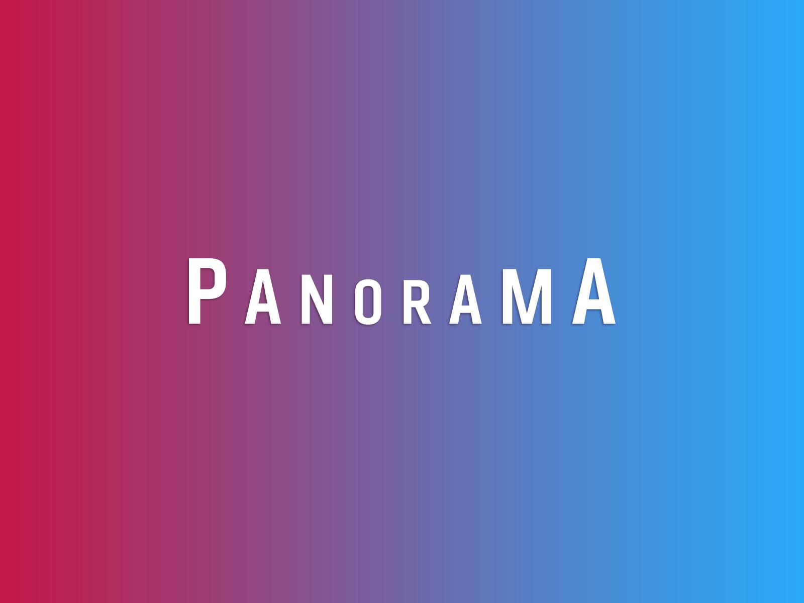 Panorama Logotype / concept