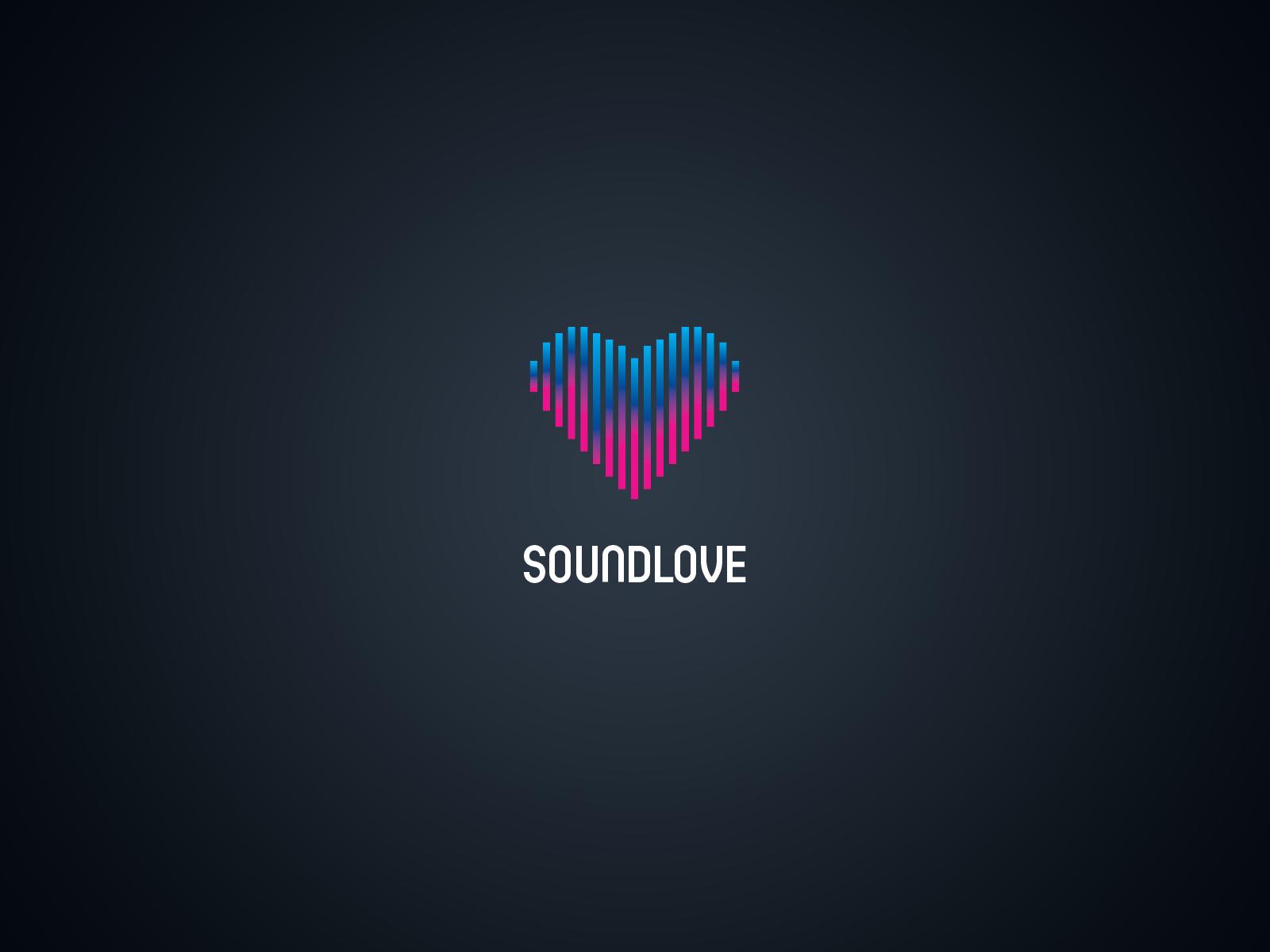soundlove Logotype / concept