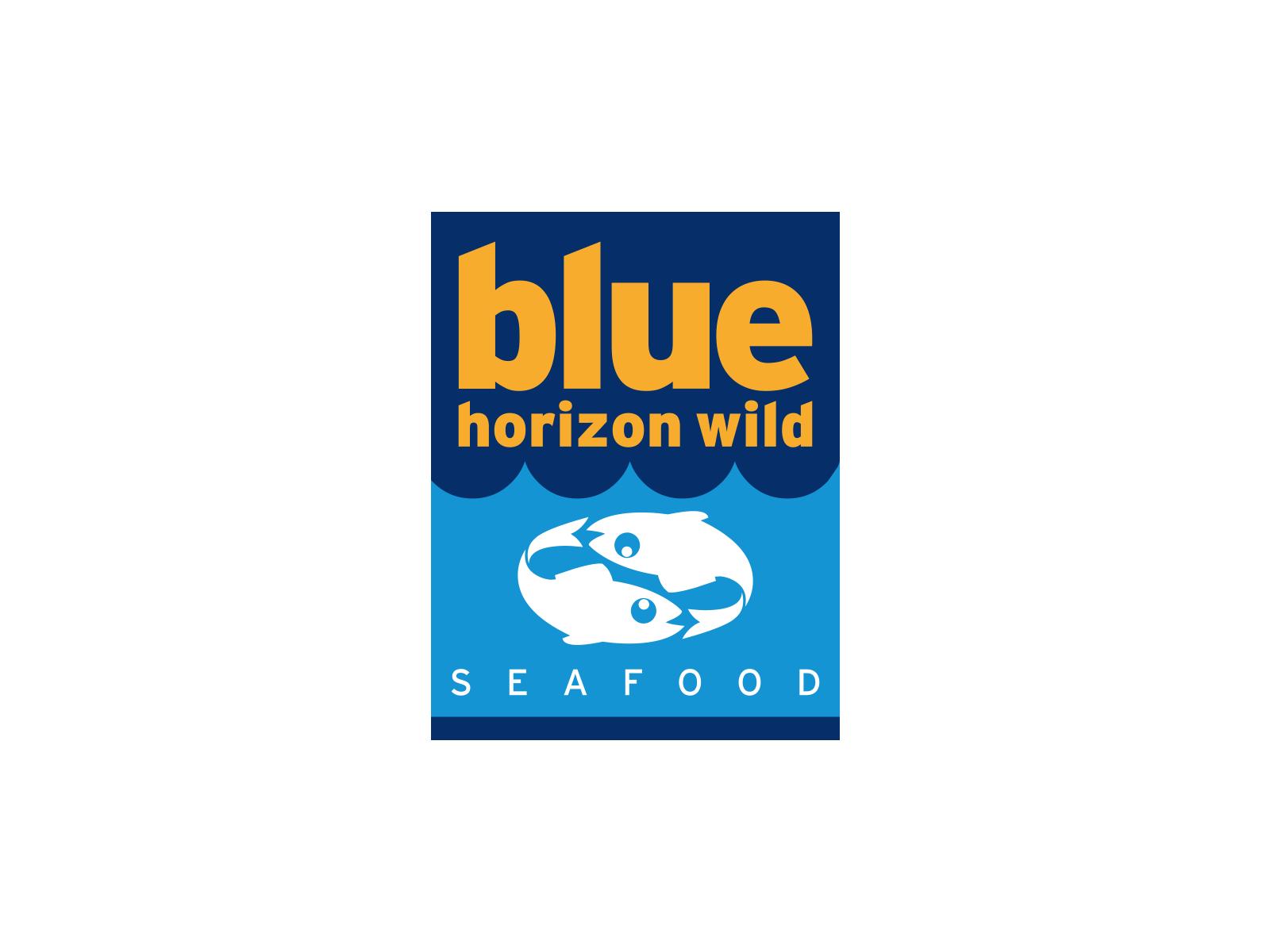 Blue Horizon Wild Logotype / concept