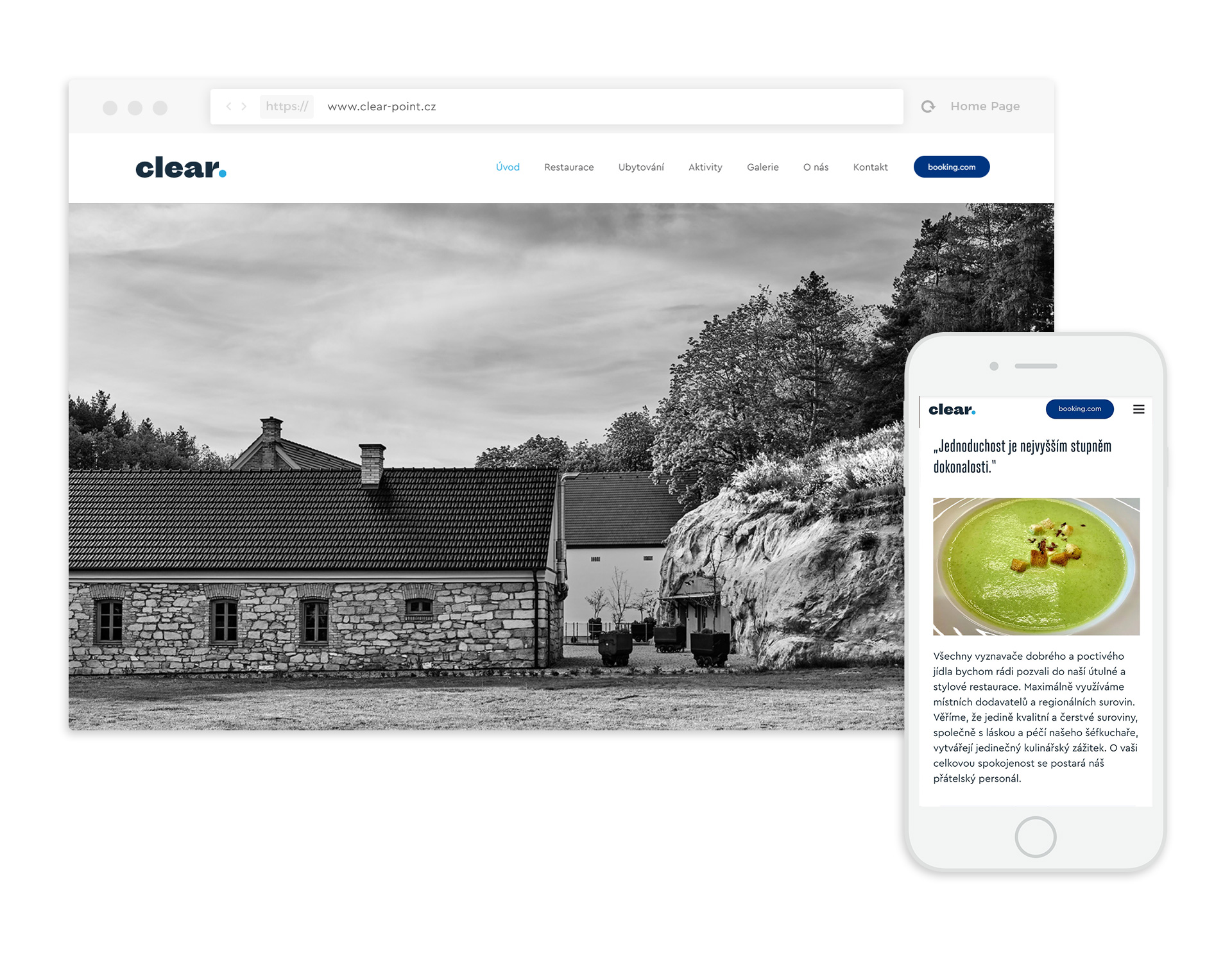 Clear Point webdesign