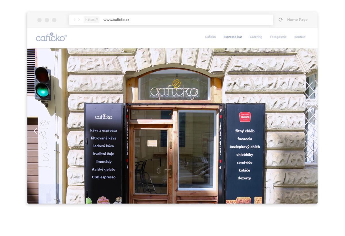 Caficko webdesign