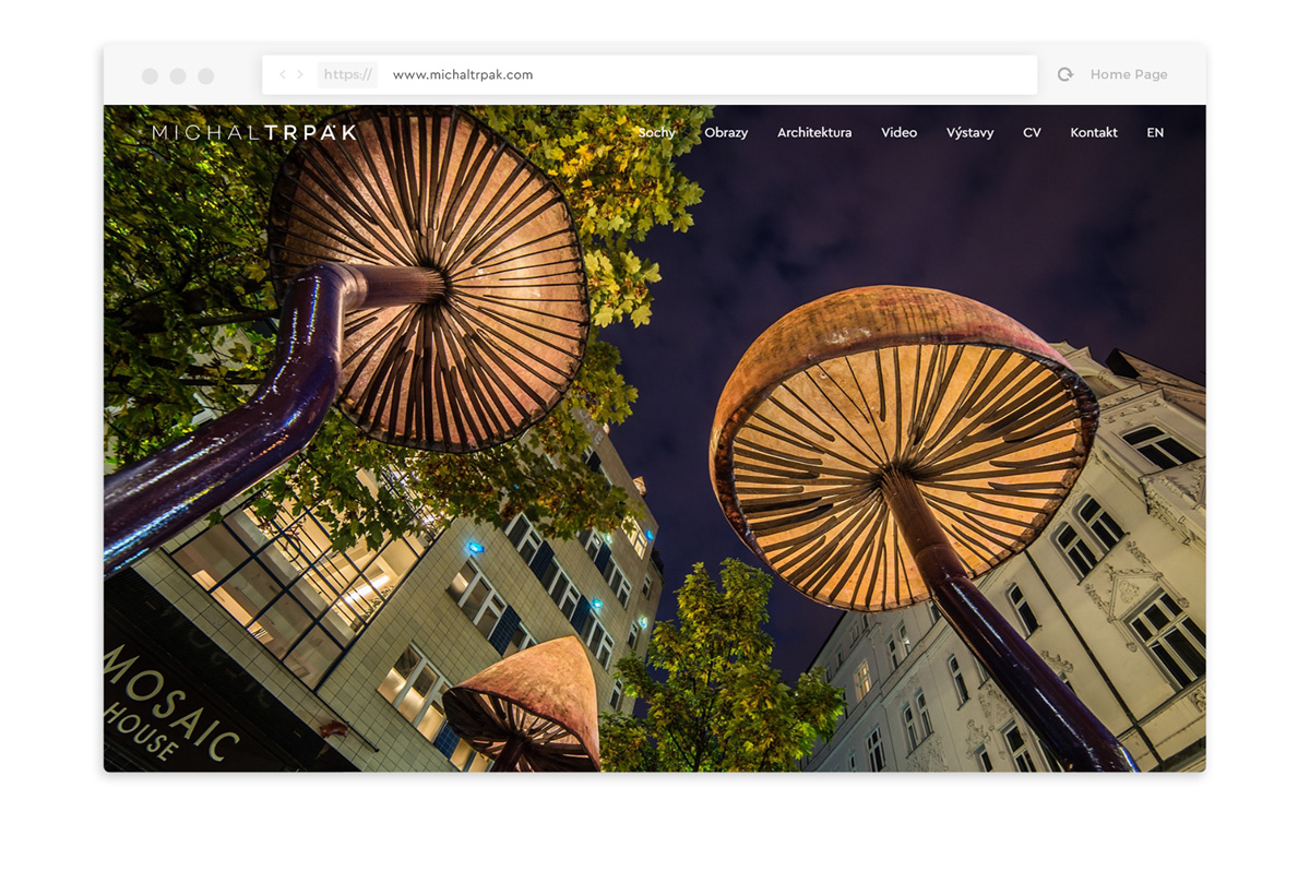 Michal Trpák webdesign