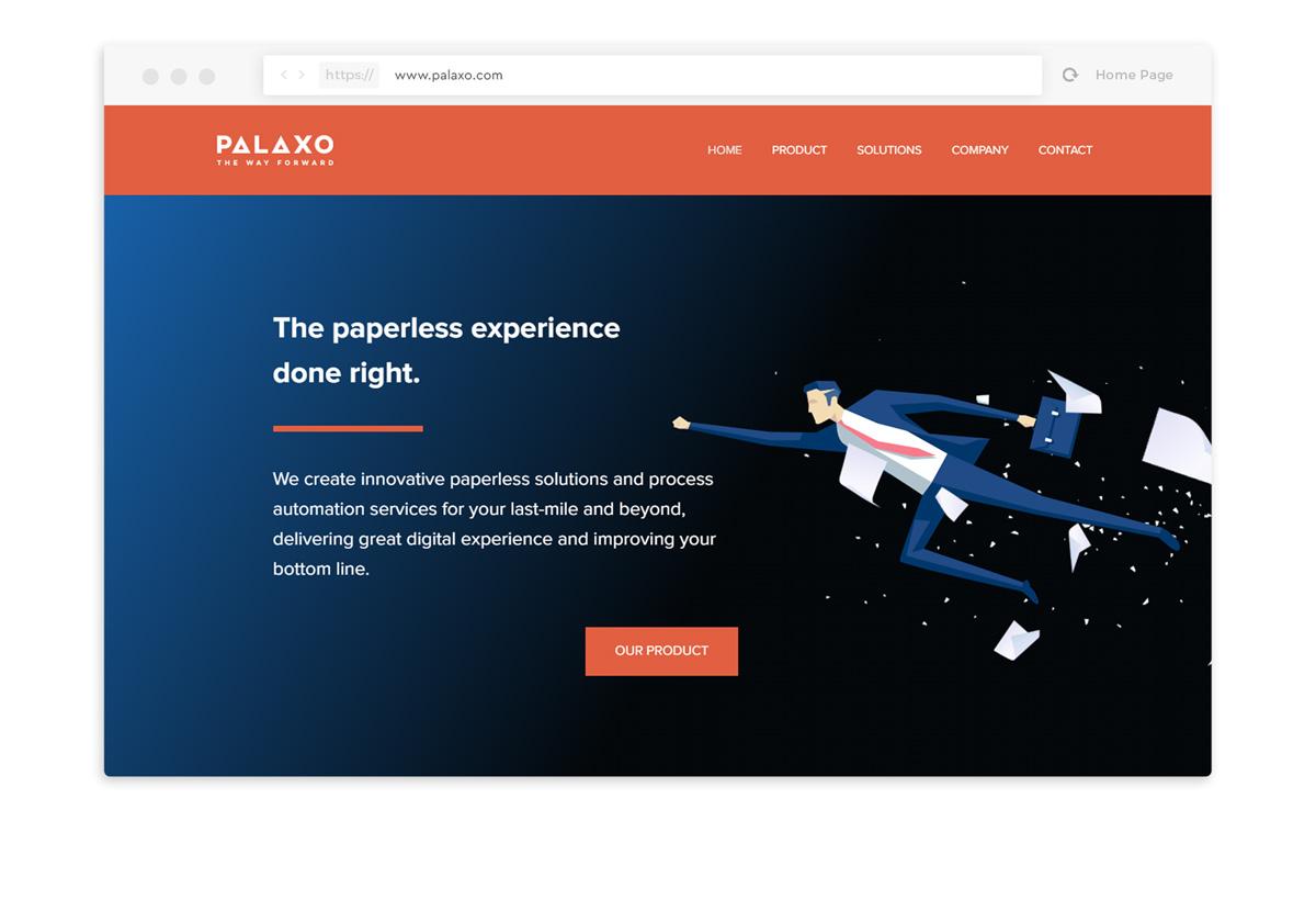 Palaxo webdesign